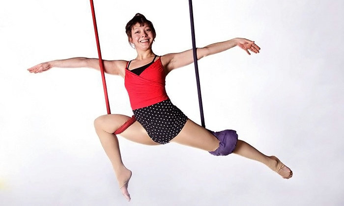 Circus Arts Institute - Kirkwood: Fitness Class, Workshop, or Party at Circus Arts Institute (48% Off)