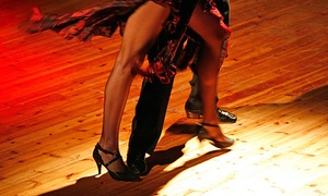 Dancin' Motion: Six Weeks of Salsa Lessons for One or Two at Dancin' Motion (Up to 74% Off)