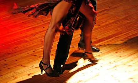 Six Weeks of Salsa Lessons for One or Two at Dancin' Motion (Up to 74% Off)