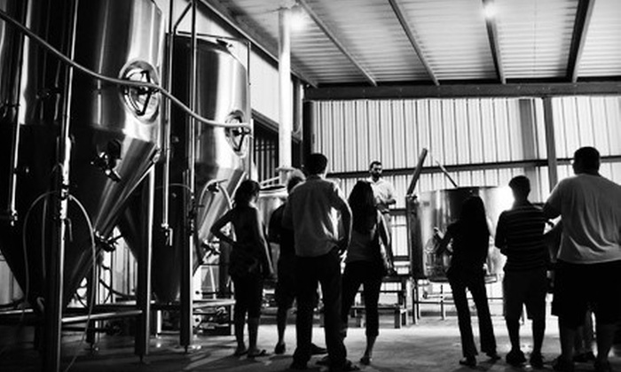 Schnebly Redland's Winery & Brewery - Homestead: $20 for a Beer-Tasting Package for Two at Schnebly Redland's Winery & Brewery in Homestead ($44 Value)