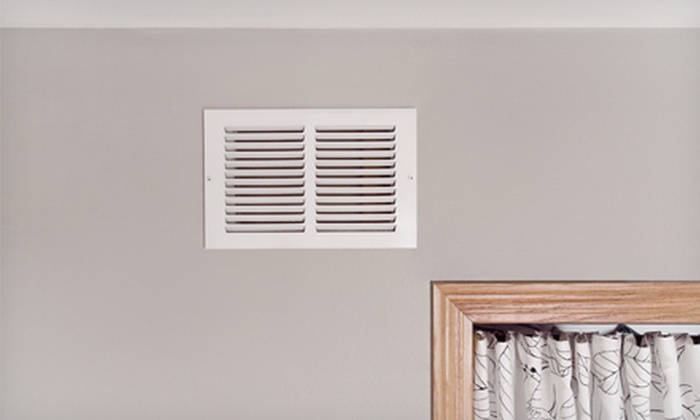 ABC Air Duct Cleaning - Dallas: Cleaning of 10 Ducts with Optional Dryer Vent Cleaning or Full Duct Cleaning from ABC Air Duct Cleaning (Up to 72% Off)