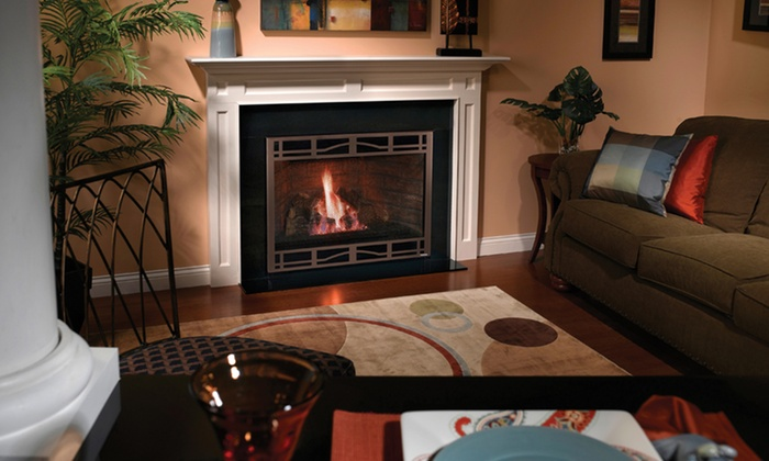 Fireside Hearth & Home - Multiple Locations: $926 for $1,853 Value for Gas-Fireplace and Venting Systems from Fireside Hearth & Home ($1,853 value)