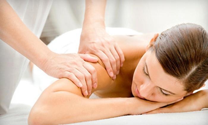 Sonah Medspa - Maillardville: $49 for a 30-Minute Massage and 30-Minute Express Facial at Sonah Medspa ($120 Value)