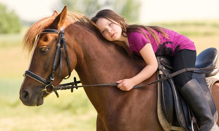 Whispering Meadows Ranch - Murrieta: Horse Camp for One or Two Children at Whispering Meadows Ranch (Up to 50% Off)