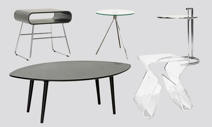 Baxton Studio Coffee and Accent Tables: Baxton Studio Coffee and Accent Tables (Up to 67% Off). Eight Styles Available. Free Shipping and Free Returns.