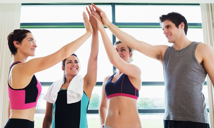 The Max Challenge - Cranford: $199 for 10-Week Fitness Challenge with The Max Challenge ($450 Value)