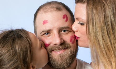 C$49 for 60Minute InStudio Family Photo Shoot at BearBytes Photography (C$200 Value)