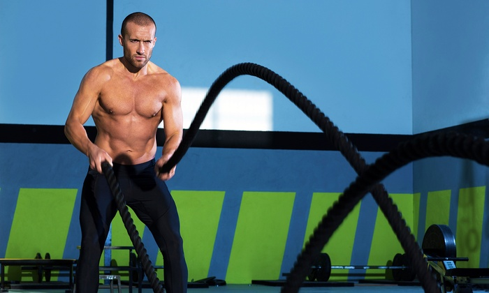 Real Results Fitness - Arts District: $82.99 for 12 Group Circuit-Training Classes at Real Results Fitness ($240 Value)