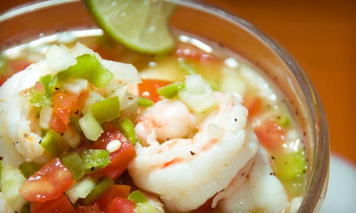 Fuego Coastal Mexican Eatery - Fuego Coastal Mexican Eatery: Mexican Dinner for Two or Four at Fuego Coastal Mexican Eatery (Up to 53% Off)