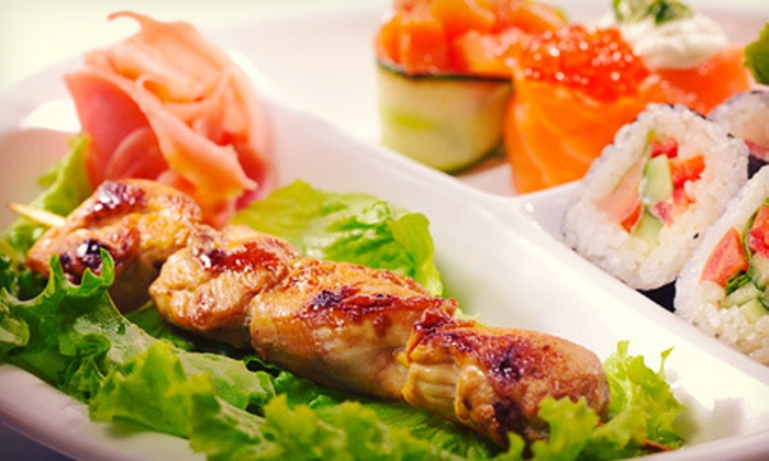 Yakitori Sushi House - University Area: $10 for $20 Worth of Sushi and Japanese Food at Yakitori Sushi House
