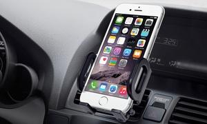 Merkury Innovations Universal Car Vent Mount for Smartphones: Merkury Innovations Universal Car Vent Mount for Smartphones