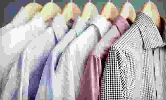 Fine Cleaners - Upper East Side: Dry Cleaning or Alterations at Fine Cleaners (Up to 54% Off). Two Options Available.