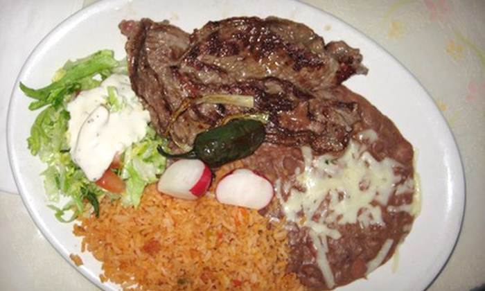 Las Brisas #2 Mexican Food - Northwest San Pedro: Mexican Food at Las Brisas #2 Mexican Food. Two Options Available.