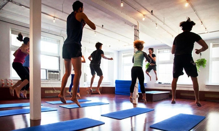 Circuit Of Change - Circuit Of Change: 5, 10, or 15 Fitness Classes at Circuit of Change (Up to 76% Off)