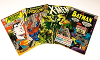 $39 for 60-75 Classic Comic Books & Vintage