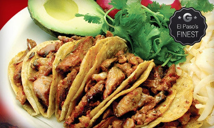 Ay Tenampa - El Paso: Mexican Food for Lunch or Dinner Monday–Friday or Dinner Only Saturday–Sunday at Ay Tenampa (Half Off)