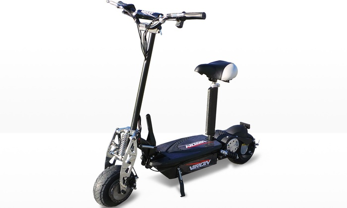 elektro scooter 800 watt viron groupon goods. Black Bedroom Furniture Sets. Home Design Ideas