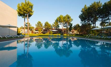 Hotel Miravillas 4* — Praia de Mira: 1, 2, 3 ou 5 noites para duas pessoas em quarto duplo com pequeno-almoço desde 64€