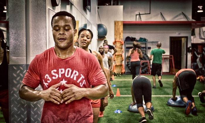 X3 Sports - Multiple Locations: Up to 57% Off fitness memberships at X3 Sports