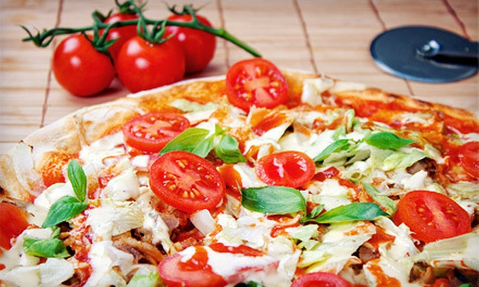 Attivo Pizzeria & Bar - Denver: Pizzeria Cuisine for Lunch for Two or Dinner for Two or Four at Attivo Pizzeria & Bar (47% Off)