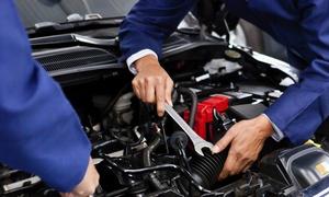 Tecno Auto: Tagliando per auto a benzina o a diesel con controlli, cambio olio e filtri (sconto fino 74%)