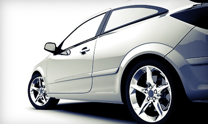 Genie Car Wash & H20 Hand Car Wash Austin - Multiple Locations: $39 for $80 Worth of Car Washes and/or Detailing Services at Genie Car Wash and H2O Hand Car Wash. Six Locations Available.