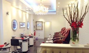 Kensington Nails and. Beauty Salon: Manicure (£12) Pedicure on Massage Chair (£14) or Both (£21) at Kensington Nails and Beauty Salon (Up to 50% Off)