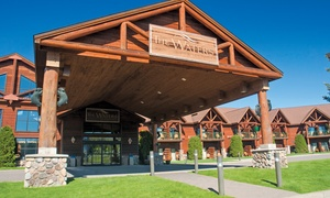 Family-Friendly Northern Wisconsin Resort with Indoor Water Park at The Waters of Minocqua, plus 9.0% Cash Back from Ebates.