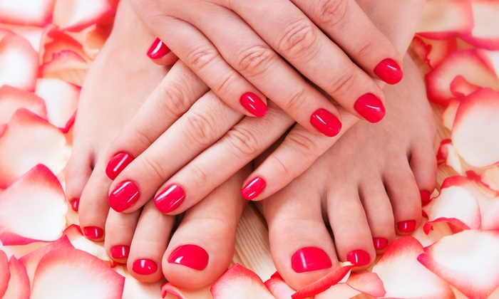 Patriot Nail Salon - Hatboro: Manicures and Pedicures at Patriot Nail Salon (Up to 60% Off). Four Options Available.