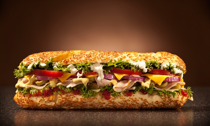 Momma Goldberg's Deli - Panama City: $16 for Sandwiches, Wraps, and Salads at Momma Goldberg's Deli ($32 Value)