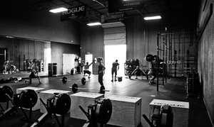 Kci Crossfit: Four Weeks of Unlimited CrossFit Classes at KCI Crossfit (70% Off)