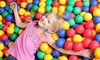 Party Planet Play Cafe - Edinburgh: Soft Play Entry and a Lunch Box for Two Children at Party Planet Play Cafe