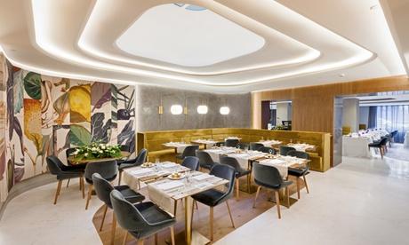 Menú degustación en el restaurante Mutis con opción a cóctel en el bar Eugenie para 2 personas (Barceló Emperatriz)