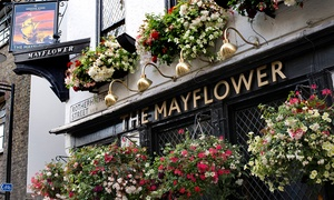 The Mayflower Rotherhithe: Cheese and Ale Tasting Platter for £14 at The Mayflower