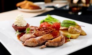 Le Fin Bec: Verfijnd Frans menu in 4 gangen voor 2 personen voor € 39 bij restaurant le Fin bec