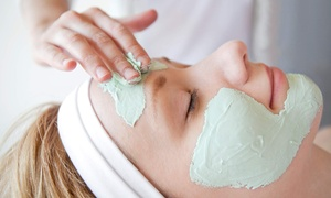 Salon West Studio and Spa: One or Three Facials at Salon West Studio & Spa (Up to 62% Off)