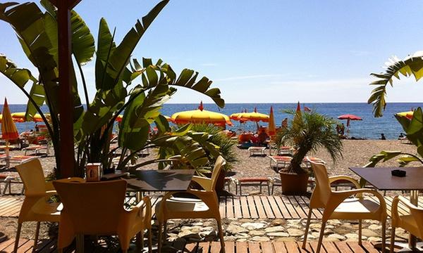 Ingresso Per 2 Persone E Pranzo Al Lido Bonday Beach Di Giardini Naxos Da 9 90