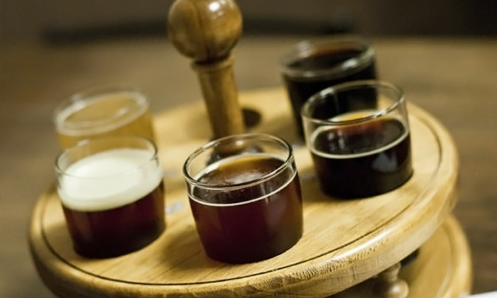 Sons of Liberty Aleworks - Norco: $12 for Two Beer Flights at Sons of Liberty Aleworks ($20 Value)