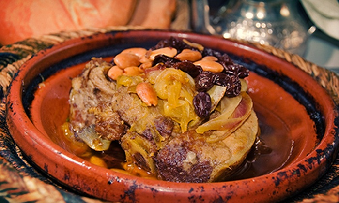 El Morocco - Pleasant Hill: $25 for $50 Worth of Moroccan Cuisine and Drinks at El Morocco