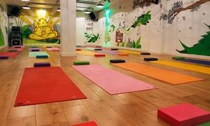 121 Urban Hot Yoga: Five Sessions of Hot Yoga at 121 Urban Hot Yoga (73% Off)