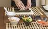 MTPLUS - MTPLUS: Curso teórico-práctico de sushi con degustación para una o dos personas desde 19,90 € junto a Plaça Universitat