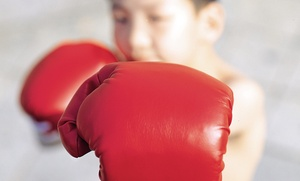 Durham Boxing Academy: One-Month Junior Jabbers Membership or One-Month Unlimited Membership to Durham Boxing Academy (74% Off)