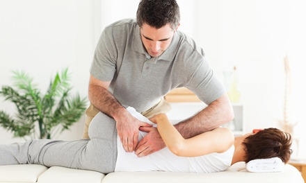 $49 for a Chiropractic Exam and a 60-Minute Massage at Helms Chiropractic and Wellness LLC ($250 Value)