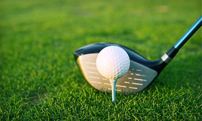 Tee Time Golf Pass - Ashton Heights: $22 for Discount Golf Pass for Courses Throughout the Midwest from Tee Time Golf Pass ($45 Value)