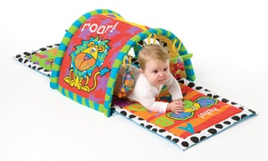 Playgro Zany Zoo Tunnel Gym: Playgro Zany Zoo Tunnel Gym
