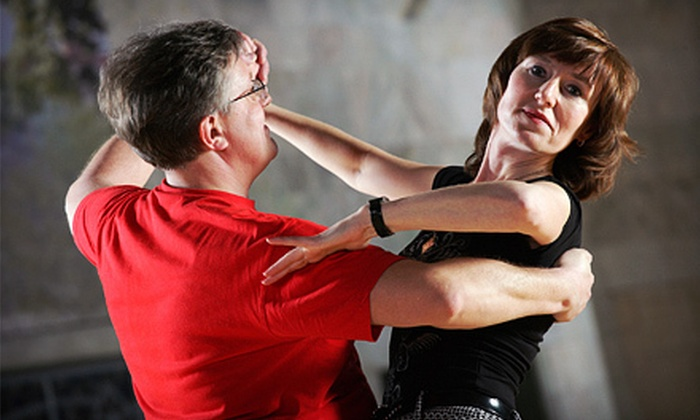 Waterloo Dance - Waterloo: 5 or 10 Dance Classes or Lesson Package for One or Two at Waterloo Dance (Up to 73% Off)