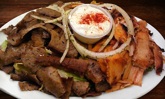 TigerBait Grill - Baton Rouge: American, Greek, and Lebanese Cuisine for Two or Four at TigerBait Grill (Up to 52% Off)