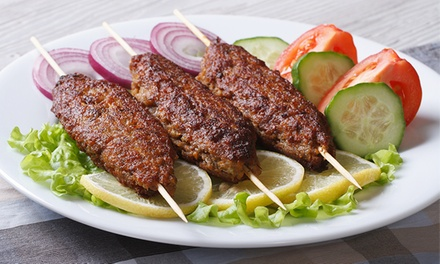 Two-Course Meal for Two or Four at Ottoman Grill (Up to 40% Off)