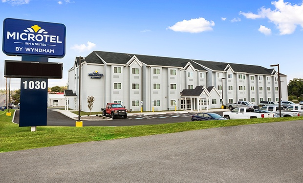 Microtel Inn & Suites by Wyndham Carrollton - Carrollton, OH: Stay at the Microtel Inn & Suites by Wyndham Carrollton in Carrollton, OH