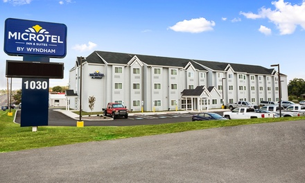 Stay at the Microtel Inn & Suites by Wyndham Carrollton in Carrollton, OH